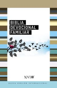NVI Biblia Devocional Familiar, Imitation Leather