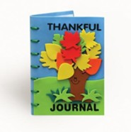 VBS 2013 Hip-Hop Hope: Jesus Makes Me Glad! - Thankful Journal Craft (Pkg of 12)