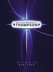 RVR 1960 Biblia de referencia Thompson Milenio, Hardcover, Printed