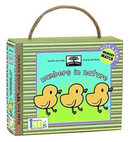 Numbers in Nature Board Book [With 20 Memory Match Cards]
