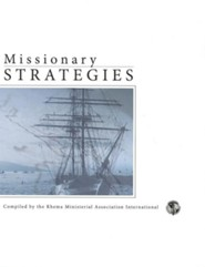 Missionary Strategies  -     By: Rhema Ministerial Association International