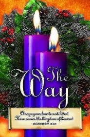Advent Sunday 2 Purple Bulletins (Package of 50)  -