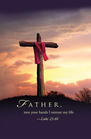 Father Good Friday Bulletins (Package of 50)