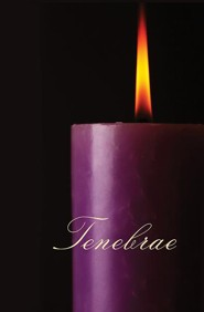 Tenebrae Bulletins (Package of 50)