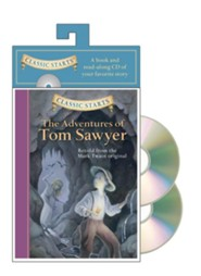 Adventures of Tom Sawyer w/CD