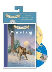 White Fang w/CD