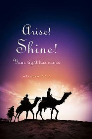 Arise! Epiphany Bulletins (Package of 50)