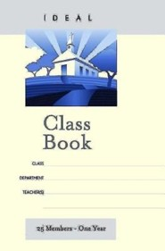 Ideal Class Books-25 Names