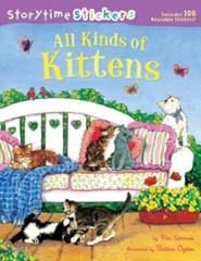 All Kinds of Kittens  -              By: Kim Norman                   Illustrated By: Betina Ogden