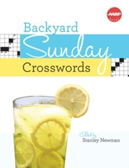 Backyard Sunday Crosswords  -     By: Stanley Newman