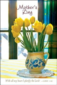 Tulips Mother's Day Bulletin 2015, Regular (Package of 50)