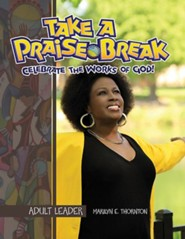 VBS 2014 Praise Break: Celebrating the Works of God! - Adult Leader with Music CD - Slightly Imperfect