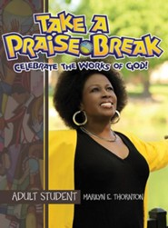 VBS 2014 Praise Break: Celebrating the Works of God! - Adult Student Handbook  -