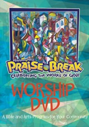 VBS 2014 Praise Break: Celebrating the Works of God! - Worship DVD  -