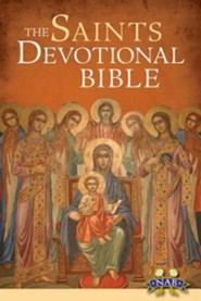 Saints Devotional Bible - NABRE Edition