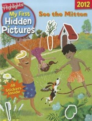 See the Mitten  -     By: Drazen Kojzan(ILLUS)     Illustrated By: Drazen Kojzan