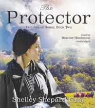 The Protector - unabridged audiobook on CD