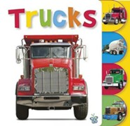 Busy Baby: Tabbed Trucks