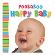Busy Baby: Peek-a-boo Happy Baby  -              By: Joanna Bicknell
