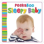 Busy Baby: Peek-a-boo Sleepy Baby  -     By: Joanna Bicknell