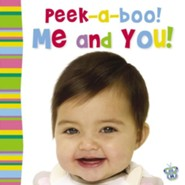 Peekaboo Me and You  -     By: Sarah Creese