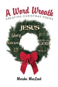 A Word Wreath: Creating Christmas Poems