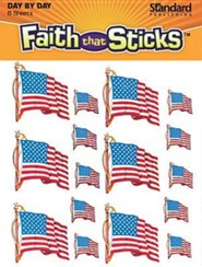 Stickers: American Flag