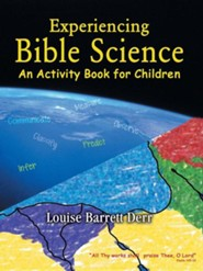 Experiencing Bible Science: An Activity Book for Children