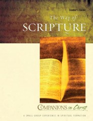 The Way of Scripture Leader's Guide  -     By: Marjorie J. Thompson