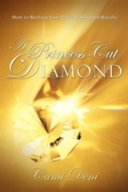A Princess-Cut Diamond