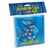 The Rainbow Fish Bath Book  -     