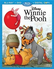 Winnie the Pooh Movie, Blu-Ray/DVD Combo