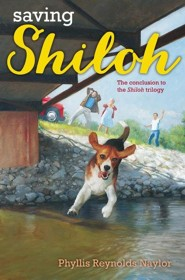 Saving Shiloh  -     By: Phyllis Reynolds Naylor     Illustrated By: Barry Moser