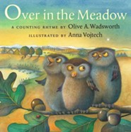 Over in the Meadow: A Counting Rhyme