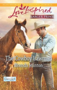The Cowboy Lawman -Large Print Edition