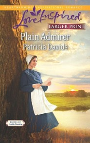 Plain Admirer - Large Print Edition