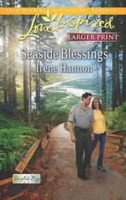 Seaside Blessings - Large Print Edition