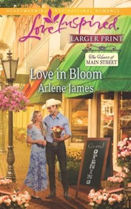 Love in Bloom - Large Print Edition