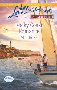 Rocky Coast Romance - Large Print Edition