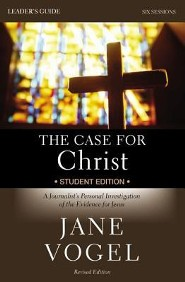 The Case for Christ/The Case for Faith Updated Student Edition Leader's Guide, Revised  -     By: Jane Vogel