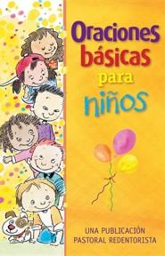 Oraciones Basicas Para Ninos