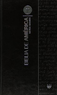 Bible Of The Americas-OS-Large Print, Cloth, Black