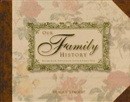 Our Family History: Record Book, Photograph Album & Family Tree