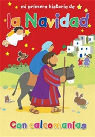 Mi Primera Historia de La Navidad (My Very First Christmas Story)  -     By: Lois Rock     Illustrated By: Alex Ayliffe