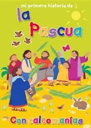 Mi Primera Historia de la Pascua = My Very First Easter Story