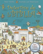 Detective de La Biblia (Bible Detective)  -     By: Peter Martin     Illustrated By: Peter Kent
