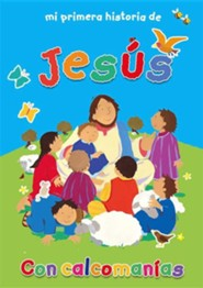 Mi Primera Historia de Jesus (My Very First Story of Jesus)