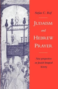Judaism and Hebrew Prayer