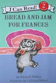 Bread and Jam for Frances  -     By: Russell Hoban     Illustrated By: Lillian Hoban