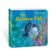 Rainbow Fish Finger Puppet Book  -     By: Marcus Pfister